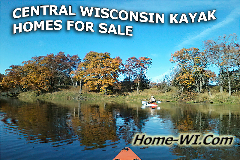 Wisconsin Kayaking Homes for Sale under 200K
